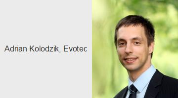 Adrian Kolodzik, Evotec